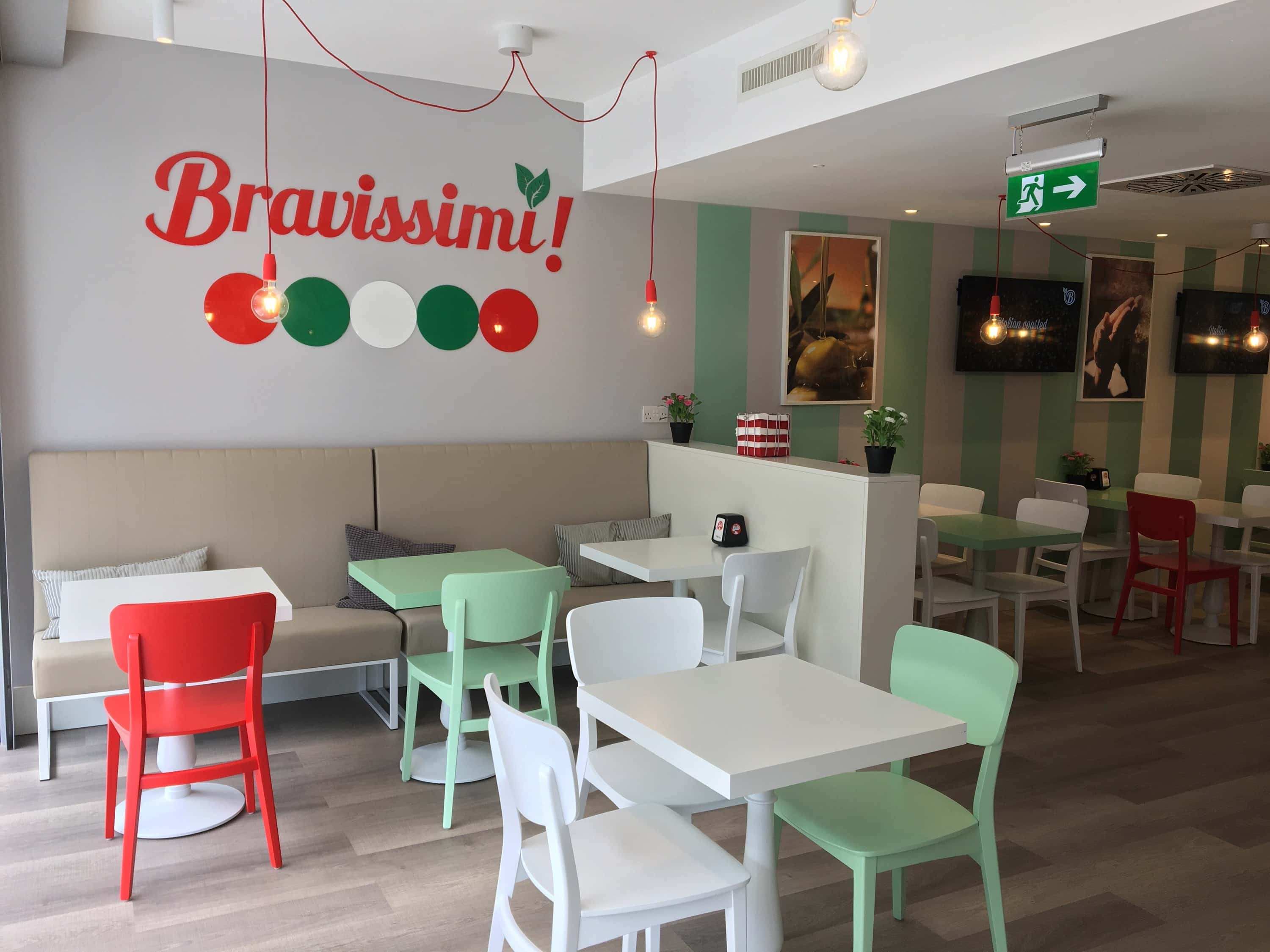 bravissimi in Manchester commercial fitting services by RCE services